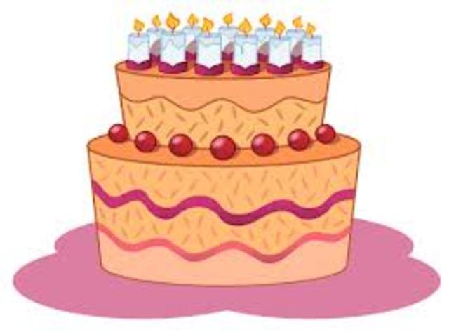 Neice's Birthday