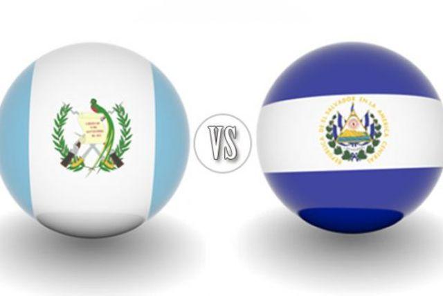 RIVALIDAD ENTRE GUATEMALA Y EL SALVADOR