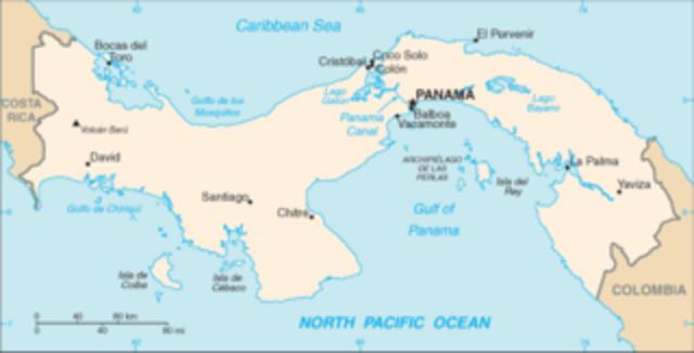 PANAMÁ SE INDEPENDIZA