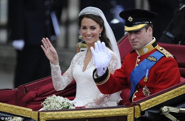 English Royal Wedding