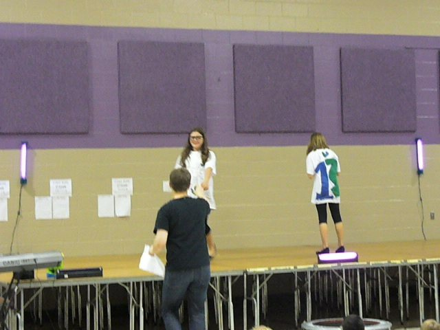 Performed at Talent Show