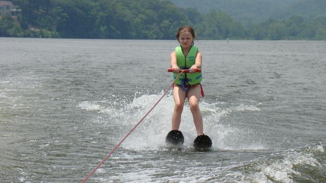 Water Skiied!