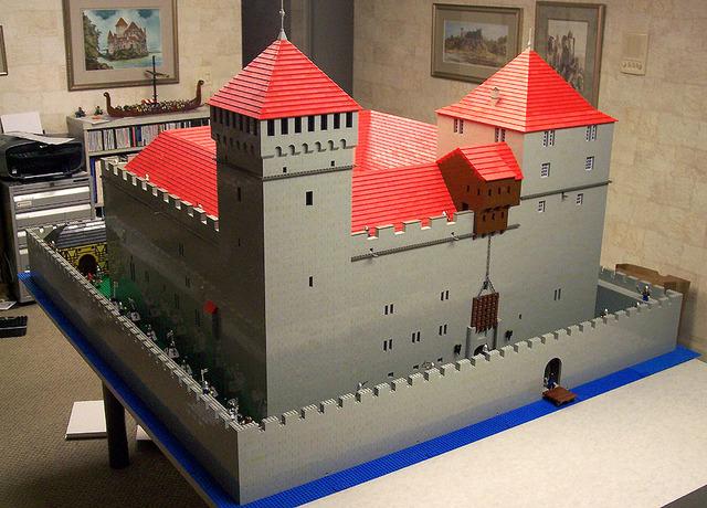 Arensberg Castle