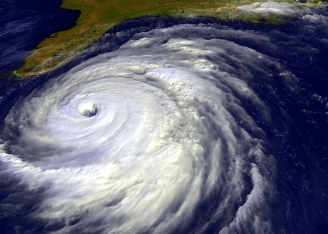 Enormous tsunami devastates Asia.