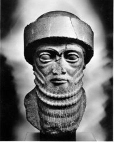 King Hammurabi (1800-1700 B.C.)