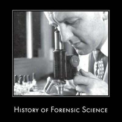 Forensic Science 1850-1900 timeline