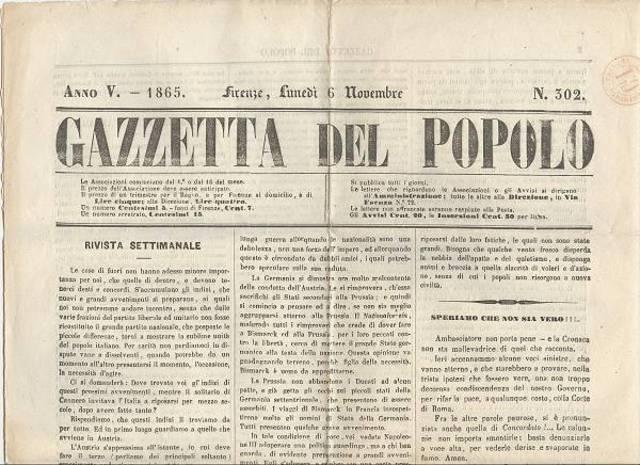 La Gazzetta del Popolo