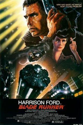 Scott Ridley's Blade Runner