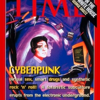 The History of Cyberpunk timeline