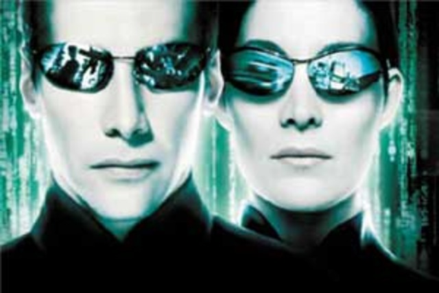 Wachowski's - The Matrix