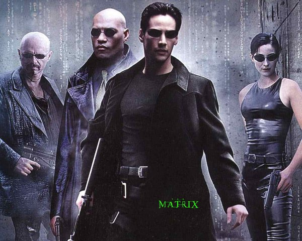 """The Matrix"" by Andy & Larry Wachowski"