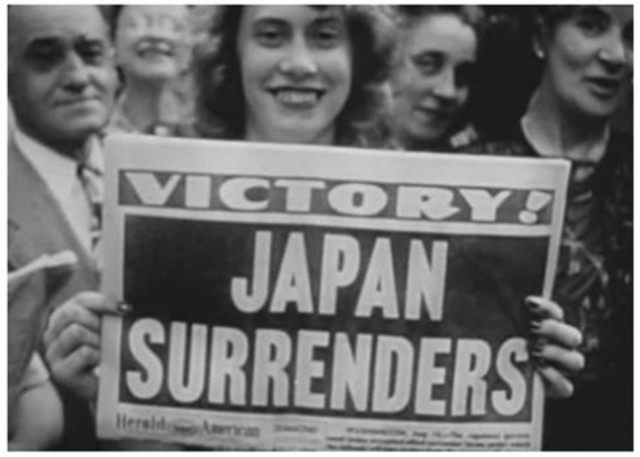 Japan agrees to surrenders