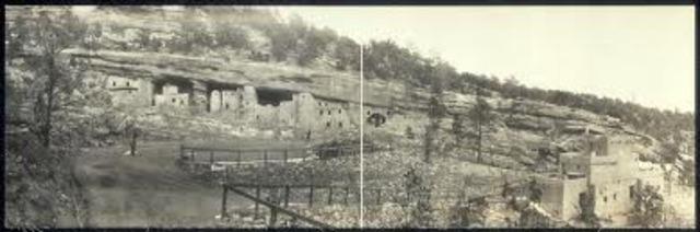 Pueblo Indians established villages along the Rio Grande and its tributaries