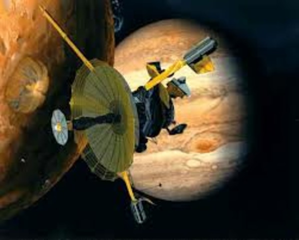 Mission: Galilieo's Atmosphereic Entry Probe