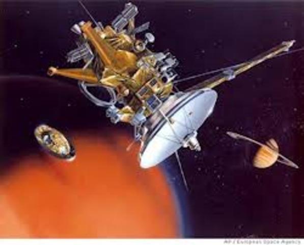 Mission: Cassini-Huygens