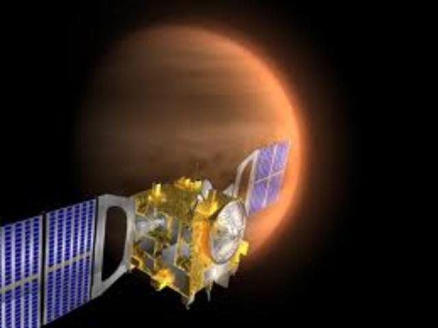 Mission: Venus Express