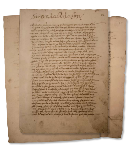 Cartas de Don Pedro de Alvarado y Hernán Cortés