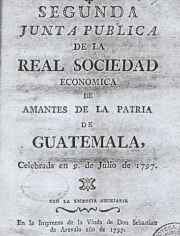 Sociedad Económica Escuela de Dibujo y periódico