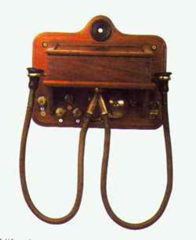 Invencion Telefono