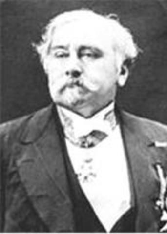 Alexandre-Émile Beguyer de Chancourtois