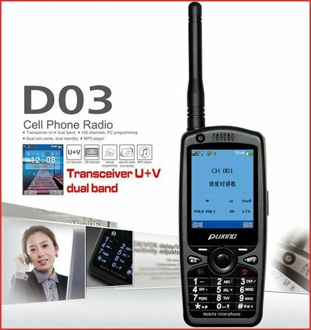 Radio telefono movil