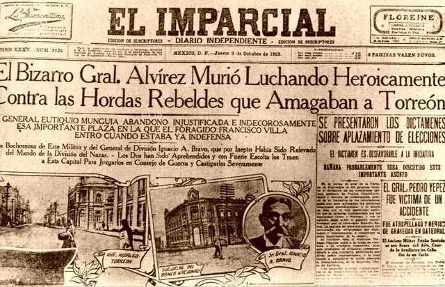 El Imparcial de México empieza a circular
