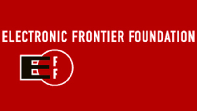 The EFF was founded