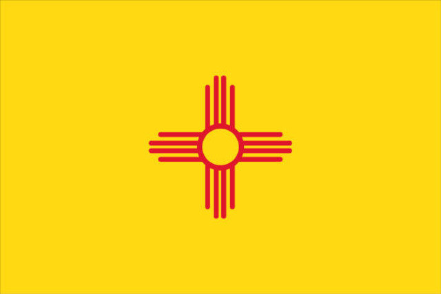 New Mexico Territory Founded