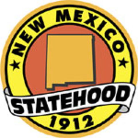 New Mexico Becomes a State