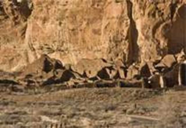 The Anasazi Peoples Settle Around the Jemez Mountains