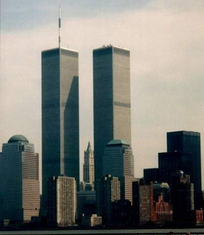 Completion of the World Trade Center