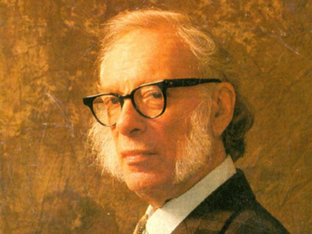 Asimov: Publica sus famosas 3 leyes de la robotica