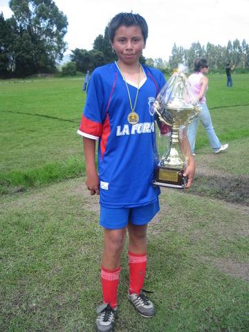 me carrera futbolistica