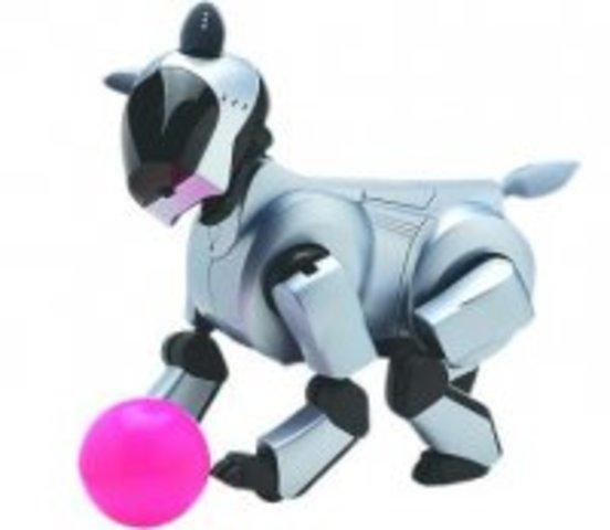 Mascotas robots disponibles en el mercado.