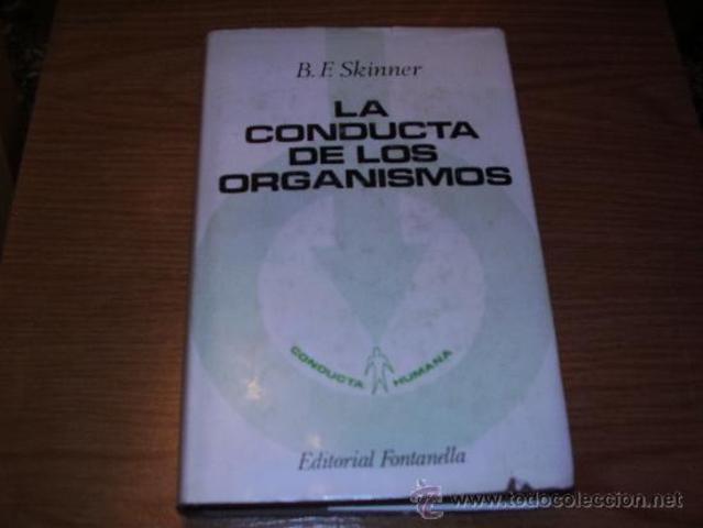 F.B. Skinner