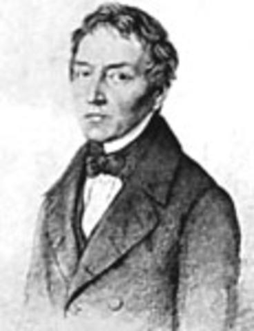 Johann Dobereiner periodic table theory