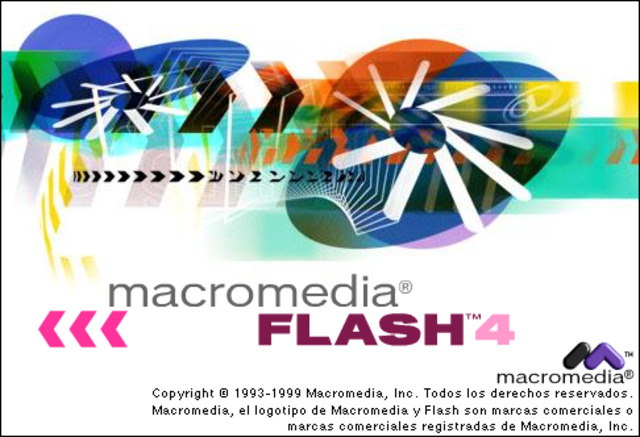 Macromedia Flash Player 4
