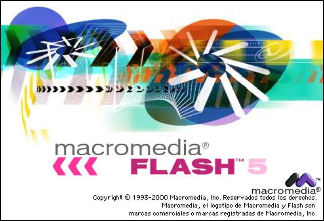 Macromedia Flash Player 5