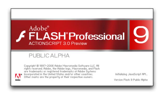 Flash 9 /Adobe
