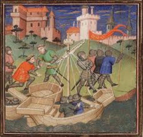 William the Conquerer Invades England