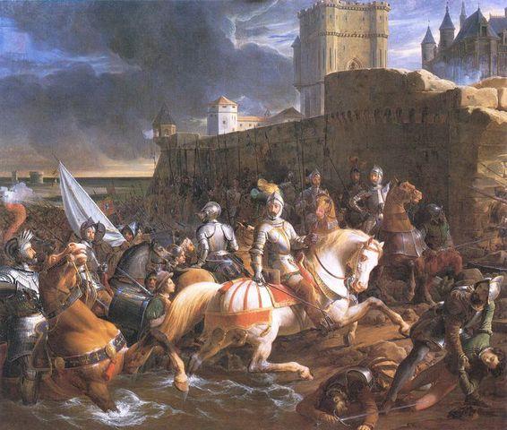 The Siege of Calais