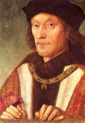 First Tudor Kind is Crowned