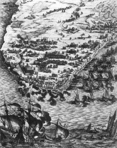Battle of La Rochelle
