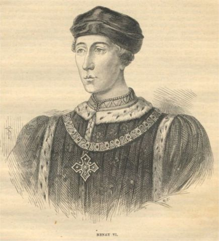 Henry VI is Crowned the King of France