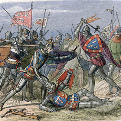 The Hundred Years War timeline