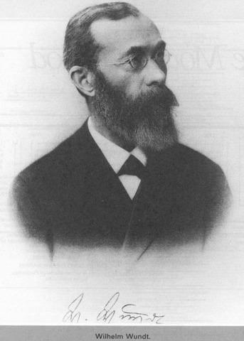 WILHELM WUNDT (1838-1920)  Estructuralismo