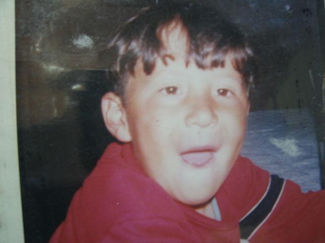ya se me habia caido media caja de dientes a los 6 años