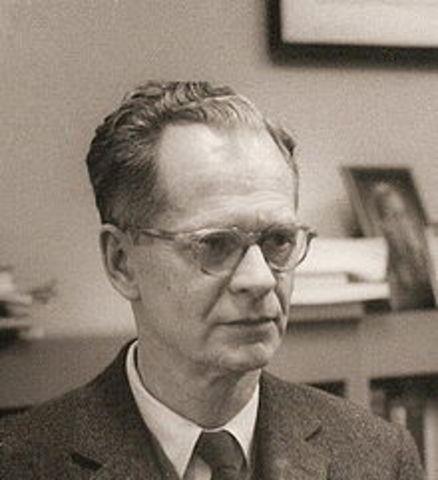 Burrhus Frederic Skinner. Conductismo