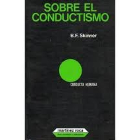 Sobre el conductismo (Skinner)