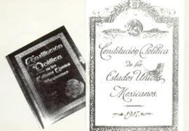 CONTITUCION 1917